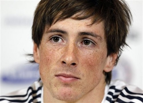 Nando - Chelsea's Number 9