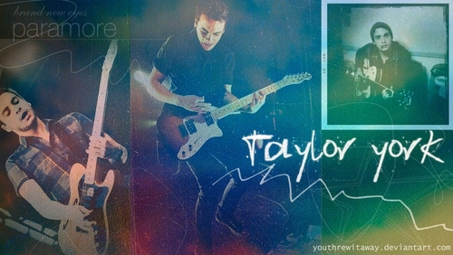 Taylor York Wallpaper