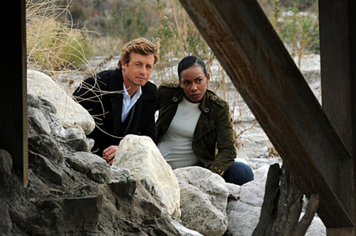 The Mentalist Red ゴールド 3x15 Promotional 写真