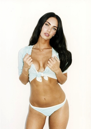 Megan fox, mbweha photoshoot (HQ)