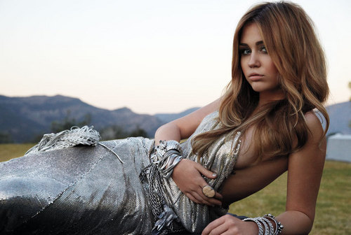 Miley Cyrus Photoshoot
