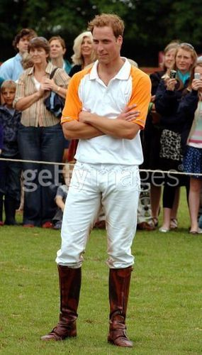 Prince William Plaus Polo At Beaufort Polo Club