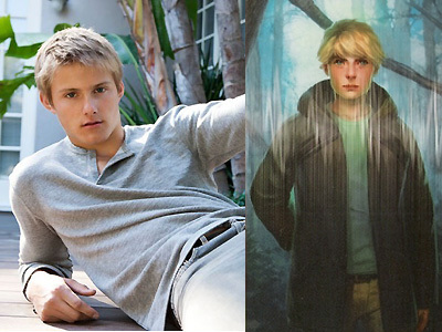 Alexander Ludwig to play as Peeta