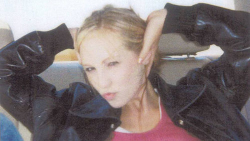 Candice Accola: 'When I was 17' photos.