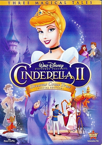 cenicienta II - Special Edition DVD Cover