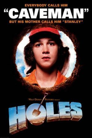 Holes Character Posters