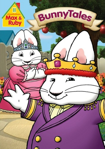 Max and Ruby's Bunny Tales DVD