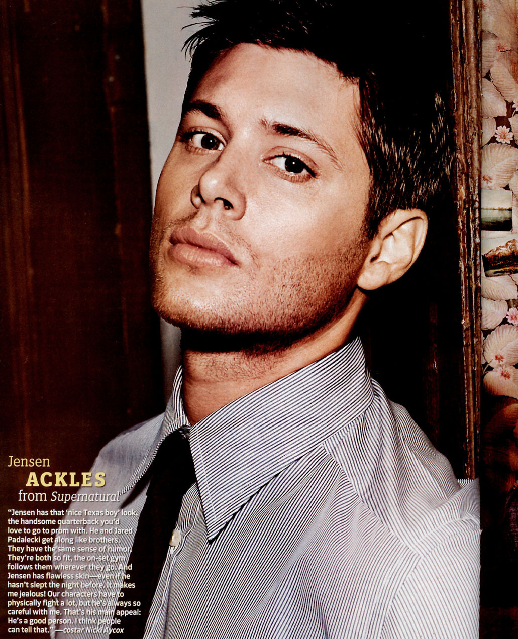 Unknown Shoot - Jensen Ackles 11