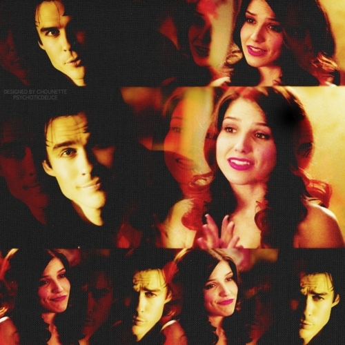 damon and Brooke ♥