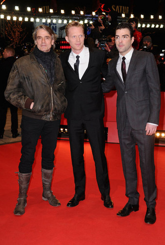 02-11-11: 61st Berlin Film Festival - Margin Call Premiere