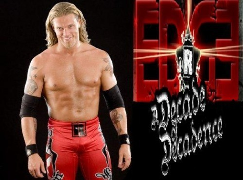 "Edge ""Rated R Superstar"""