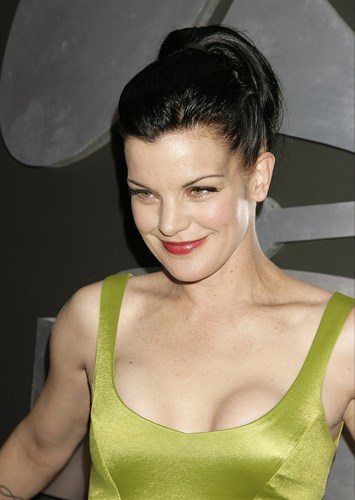 Pauley Perrette - The 53rd Annual GRAMMY Awards