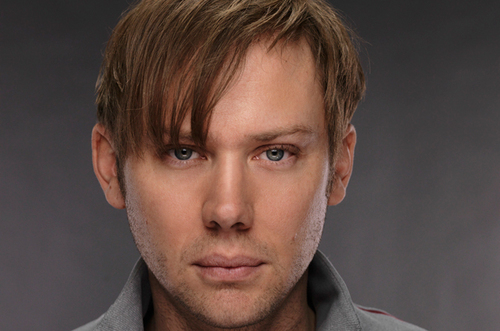 'Breakout Kings' Promotional Photoshoot: Jimmi Simpson as Lloyd Lowery