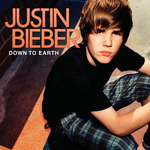 Down To Earth Cover Art