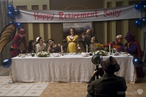 Happy Retirement Sally