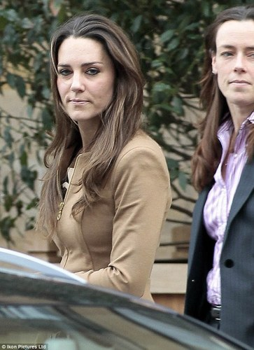 Kate Middleton lunches with Camilla Parker Bowles