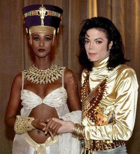 Michael and Liberian Girl!