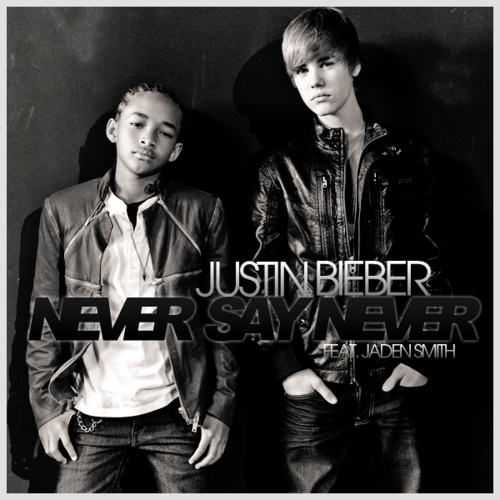Never Say Never Cover Art