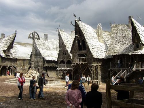van Helsing-Movie Village