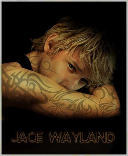 alex pettyfer is the perfect jace!