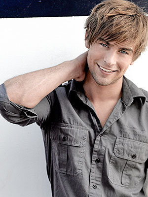 chace crawford as stark james