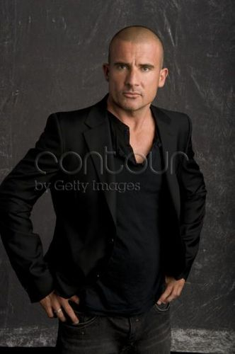 Dominic Purcell, zorro, fox UpFront, June 9, 2008