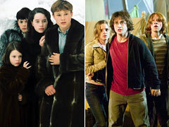 Harry Potter vs Narnia
