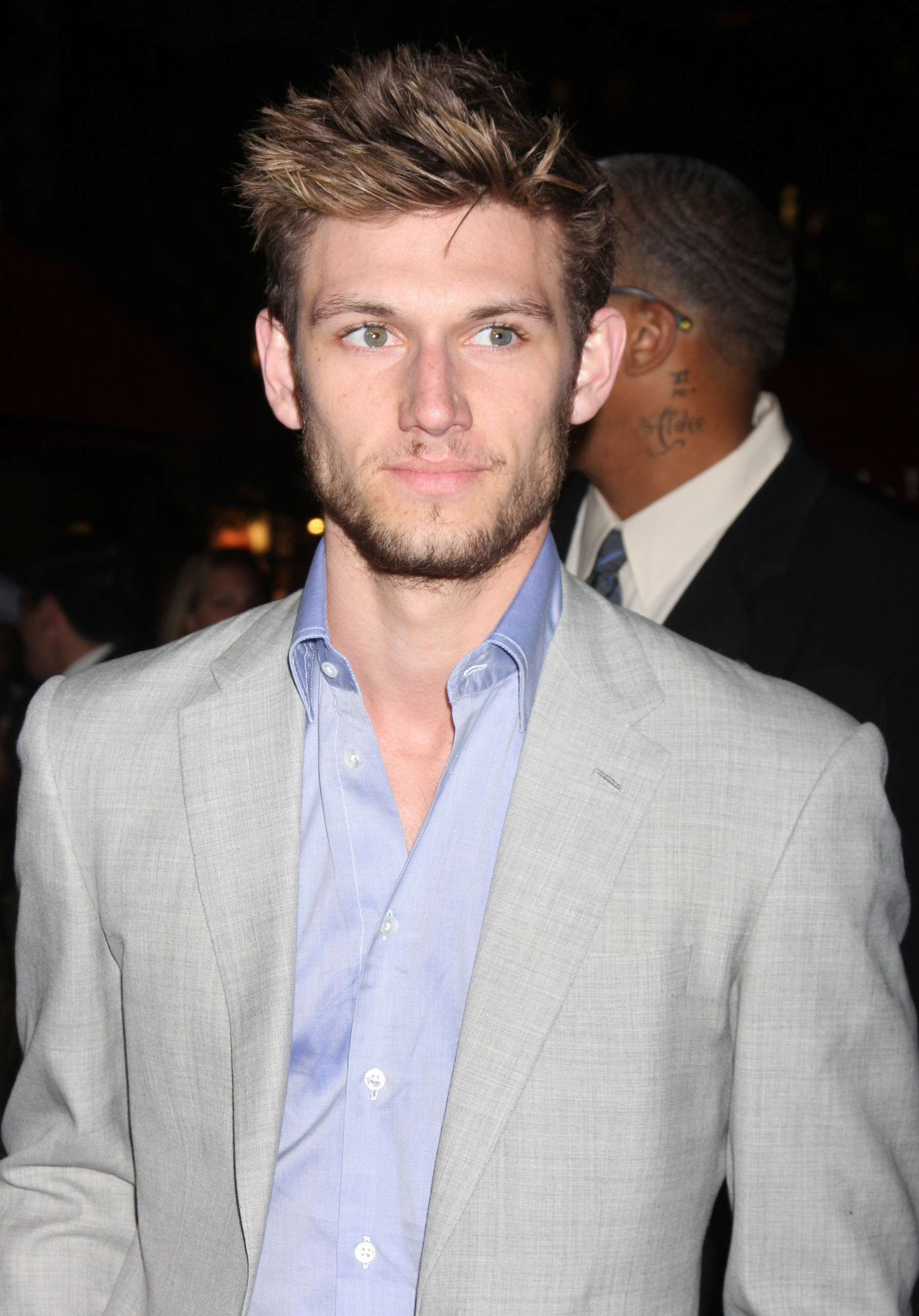 Alex Pettyfer - 'Beastly' Premiere in Los Angeles