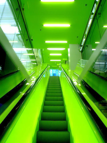 Green Escalator