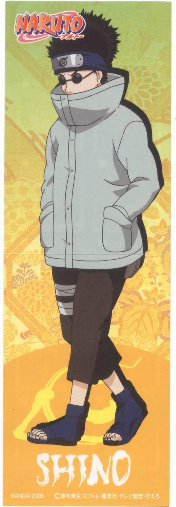 Shino - Naruto Photo (19684329) - Fanpop