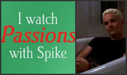 i would rather being with spike
