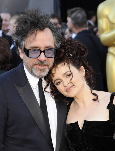 Helena & Tim at The Academy Awards