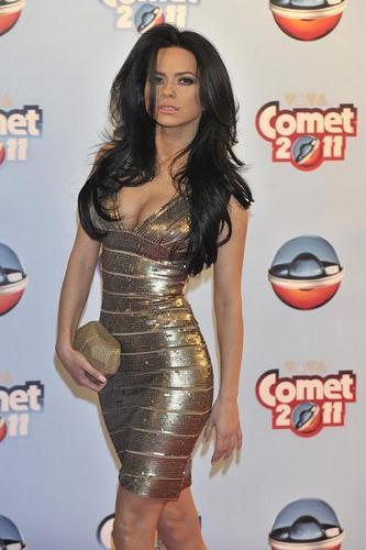 Inna @ Viva Comet Awards 2011