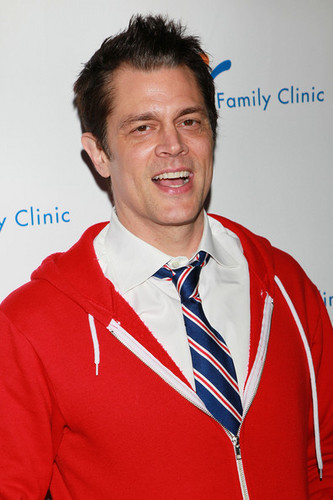 Johnny Knoxville @ Venice Family Clinic Silver دائرے, حلقہ Gala 2011