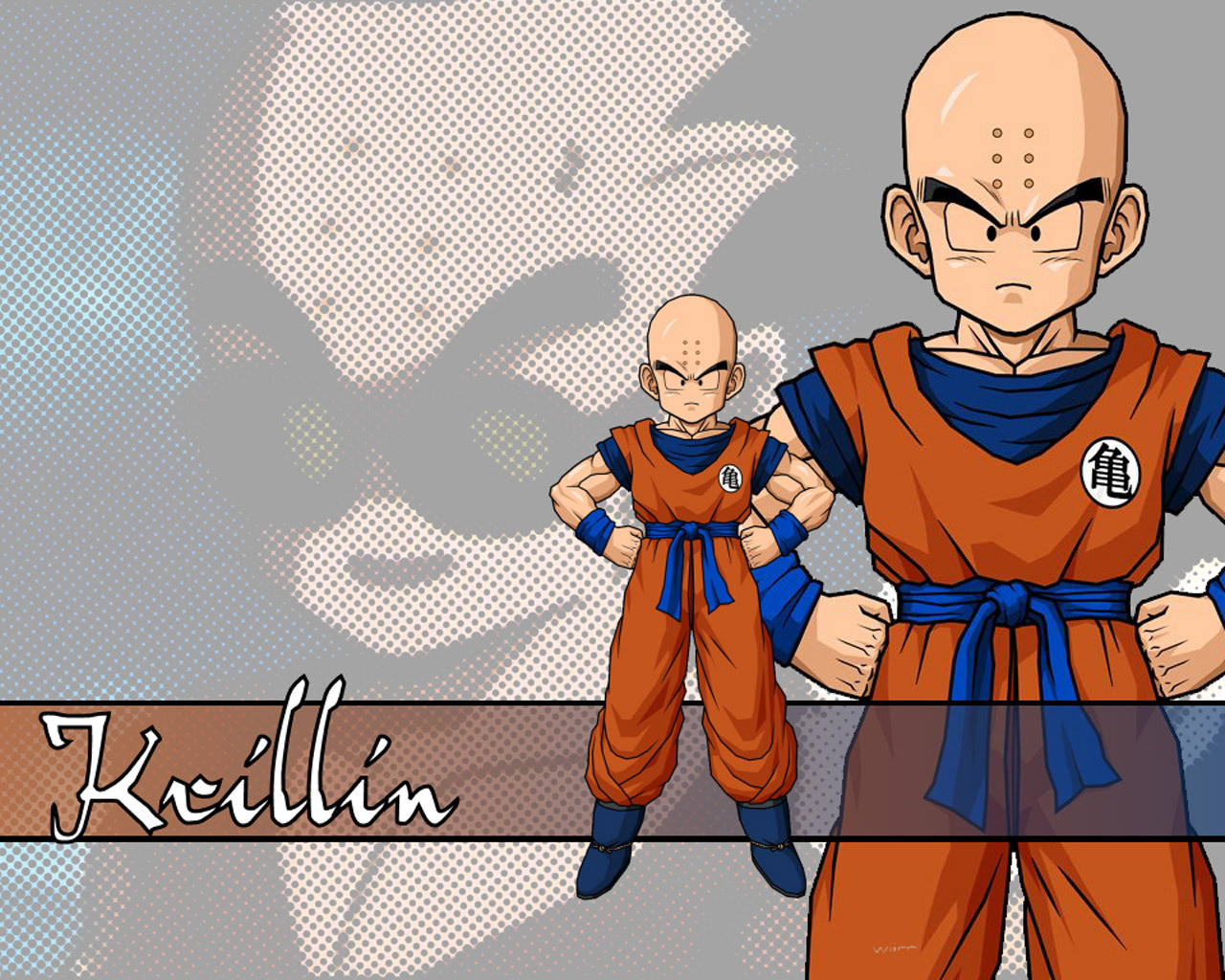 Krillin Dragon Ball Z Photo 19781183 Fanpop
