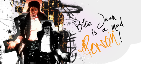 MJs Billie Jean <3 niks95