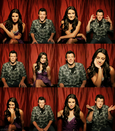 finn and rachel 4 ever