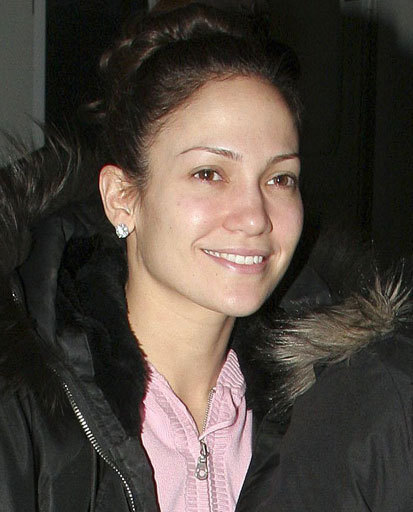 jennifer lopez jlo without makeup