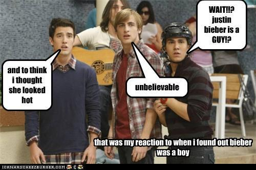 Big Time Rush LOL