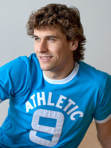 Fernando Llorente - modeling for the Athletic Bilbao brand (2011)