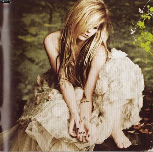 Goodbye Lullaby - High Quality Booklet