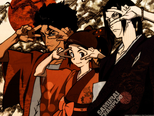 Jin, Mugen and Fuu