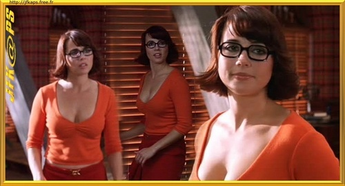 Linda Cardellini as Velma Dinkley
