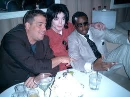 MICHAEL JACKSON WITH DIDDY
