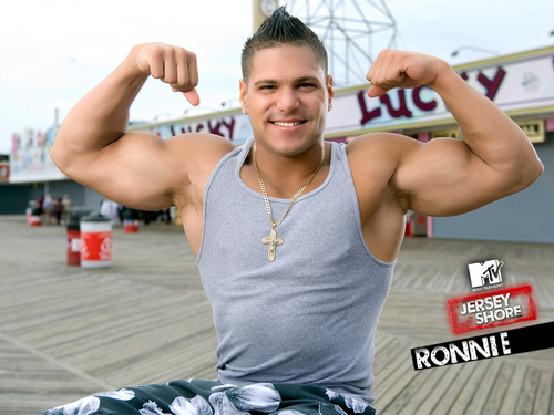 Ronnie Ortiz-Magro Jersey Shore Wallpaper