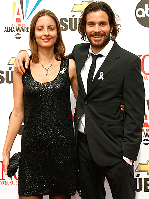 Santiago & his Wife Anna Marcea
