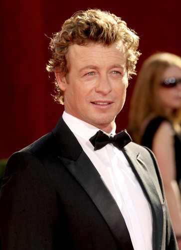 Simon Baker / Emmy Awards 2009 (HD)