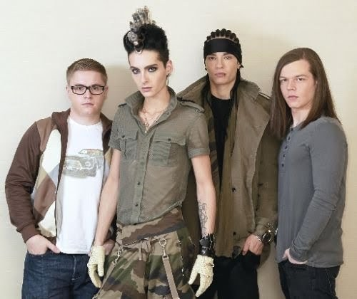 Tokio Hotel In Japan
