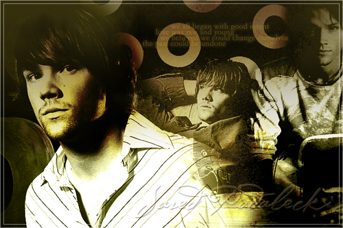 Blends - Jared Padalecki