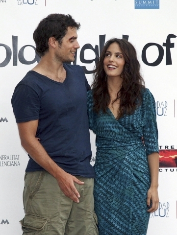 photocall for 'Cold Light of Day' in Spain